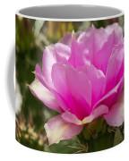 Beautiful Pink Cactus Flower Coffee Mug