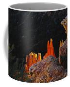 Beautiful Pinnacles At Bryce Canyon Coffee Mug