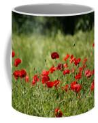 Beautiful Poppies 3 Coffee Mug