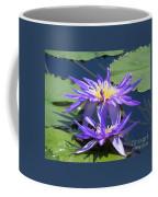 Beautiful Purple Lilies Coffee Mug