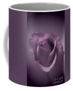 Beautiful Purple Rose Coffee Mug