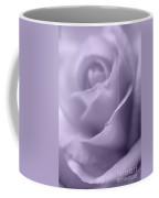 Beautiful Rose In Purple Tone Coffee Mug by Vishwanath Bhat