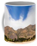 Beautiful Roys Peak Near Wanaka In Southern Alps Of New Zealand Coffee Mug