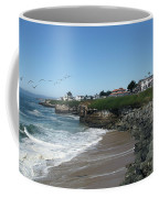 Beautiful Santa Cruz Coast Coffee Mug