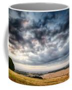 Beautiful Skies Over Farmland Coffee Mug