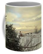 Beautiful Sparkling Snow Coffee Mug