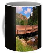 Beautiful Spearfish Canyon Coffee Mug