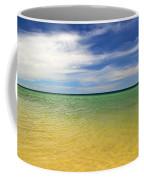 Beautiful St George Island Water Coffee Mug