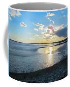 Beautiful Sunset Iowa River Coffee Mug