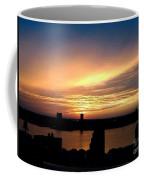 Beautiful New York City Sunset - Upper West Side Coffee Mug