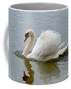 Beautiful Swan Coffee Mug