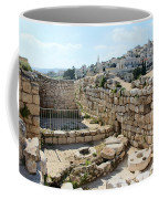 Beautiful Taybeh Village Coffee Mug
