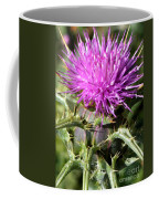 Beautiful Thistle Coffee Mug