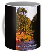Beautiful Victoria Park Truro Nova Scotia Coffee Mug