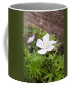 Beautiful Wild Geranium Coffee Mug