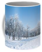 Beautiful Winter Landscape Coffee Mug