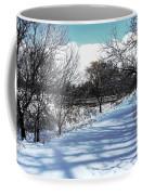 Beautiful Winter View Coffee Mug