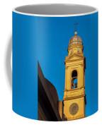 Beautiful Yellow Church Steeple Coffee Mug