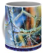 Beautifully Broken Framed Coffee Mug