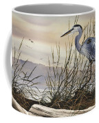 Beauty Along The Shore Coffee Mug