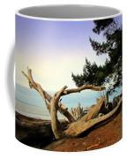 Beauty And The Beach Coffee Mug