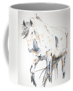 Beauty Coffee Mug by Crystal Hubbard