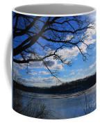 Beauty In Blue Coffee Mug