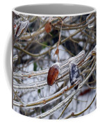 Beauty In Ice Coffee Mug