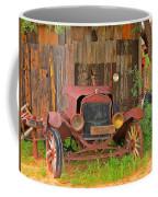 Beauty In Old Age Coffee Mug