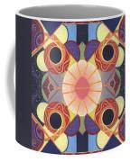 Beauty In Symmetry 4 - The Joy Of Design X X Arrangement Coffee Mug