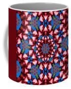 Beauty Of Aruba Kaleidoscope Coffee Mug
