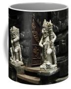 Beauty Of Bali Indonesia Statues 1 Coffee Mug