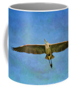 Beauty Of Flight Textured Coffee Mug