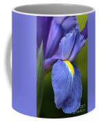 Beauty Of Iris Coffee Mug