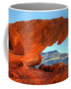 Beauty Of Sandstone Little Finland Coffee Mug by Bob Christopher