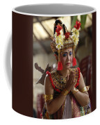 Beauty Of The Barong Dance 1 Coffee Mug