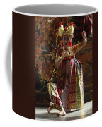 Beauty Of The Barong Dance 3 Coffee Mug