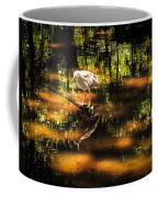 Beauty Of The Bog Coffee Mug by Karen Wiles