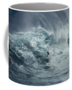 Beauty Of The Extreme Coffee Mug by Bob Christopher
