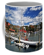 Beauty Of The Harbor Coffee Mug