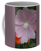 Beauty Of The Hollyhock  Coffee Mug