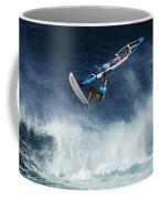 Beauty Of Windsurfing Maui 1 Coffee Mug