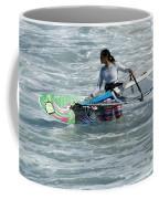 Beauty Of Windsurfing Maui 2 Coffee Mug