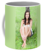 Beauty Portrait Coffee Mug