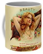 Beauty Vintage Cigar Advertisement  Coffee Mug