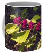 Beautyberry Coffee Mug