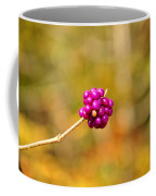Beautyberry Coffee Mug
