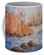 Beaver Pond Coffee Mug