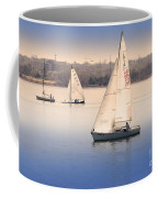 Becalmed Coffee Mug
