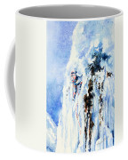Because It's There Coffee Mug by Hanne Lore Koehler